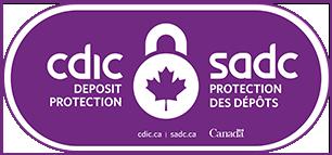 CDIC Deposit Protection logo